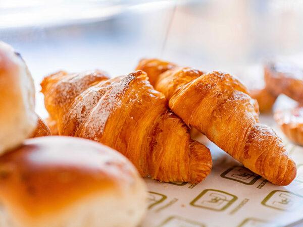 fresh baked croissants urban deli